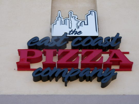 The East Coast Pizza Co. in Simi Valley will mark its