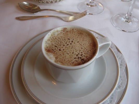 Follow Me: Cappuccino