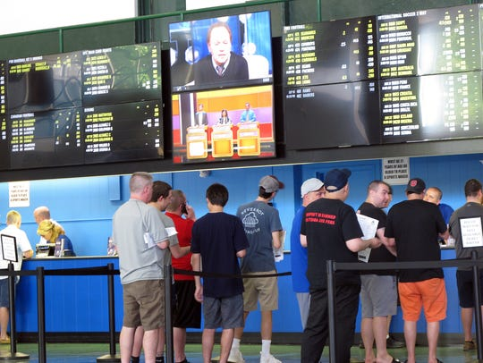 Ohio could soon join seven states in legalizing sports wagering. New Jersey began taking bets on sporting events in June 2018.
