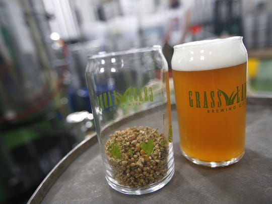 Grasslands Brewing Company is one of two contenders for Best Brewery in Tallahassee at the 2017 Demo Awards.
