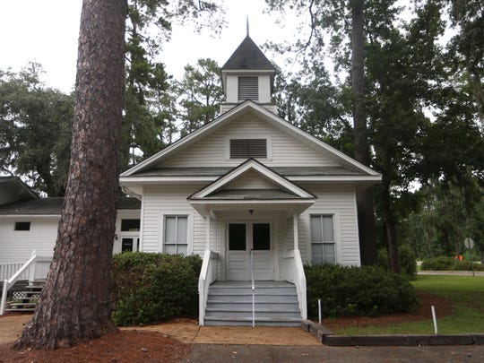 The original Bradfordville Baptist Church, which sits on the grounds with several newer additions to the complex, was relocated from the Horseshoe Plantation to its current spot off Thomasville Road in 1979.
