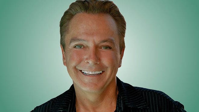 David Cassidy in later days.