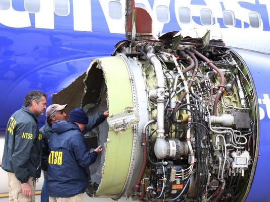 Southwest Fatal Accident NTSB