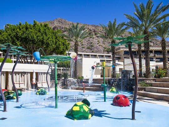The Phoenician resort has completed a major makeover,