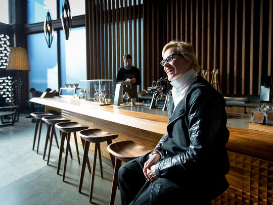 Liz Muller talks about the new Starbucks Roastery.