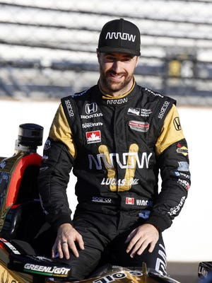 It was a long recovery for James Hinchcliffe after crashing last year. Now he's hoping to make history.