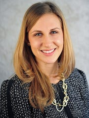Sarah Laszloffy, R-Billings, is the youngest legislator and chairwoman of the House Education Committee.
