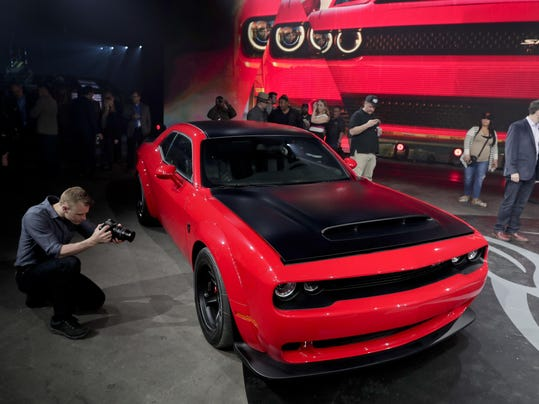 Muscle Cars Make A Comeback