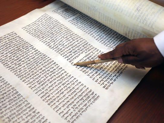 Rabbi Baruch A. Yehudah from the B'Nai Adath Kol Beth