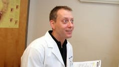 Dr. Jason Fond, head of orthopedic surgery at Nyack Hospital.