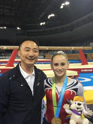 Liang Chow and Rachel Gowey