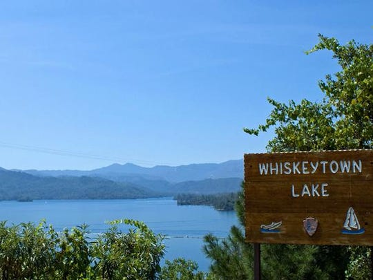 The National Guard will be at Whiskeytown Lake Saturday for a training exercise.