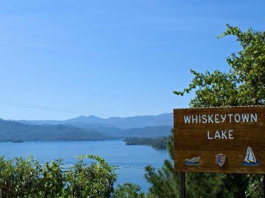 The National Guard will be at Whiskeytown Lake Saturday