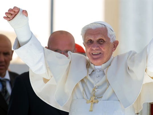 AFP ITALY-POPE-ANGELUS