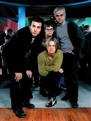 Our Lady Peace will be at the Fillmore Detroit on Dec. 4, part of the Night 89X Stole Christmas.