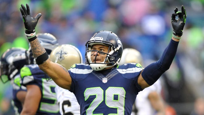 Seahawks FS Earl Thomas has been first-team all-pro the past two seasons.