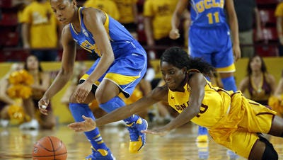 No. 12 ASU will play the Los Angeles schools for the first time this weekend starting with UCLA on Friday.