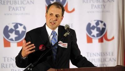 Former Tennessee Republican Party Chairman Chris Devaney.