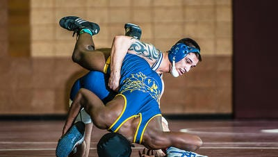 Take a look at the top prep wrestling records in mid-Michigan.