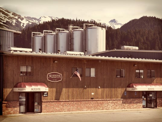 Alaskan Brewing Building_photo