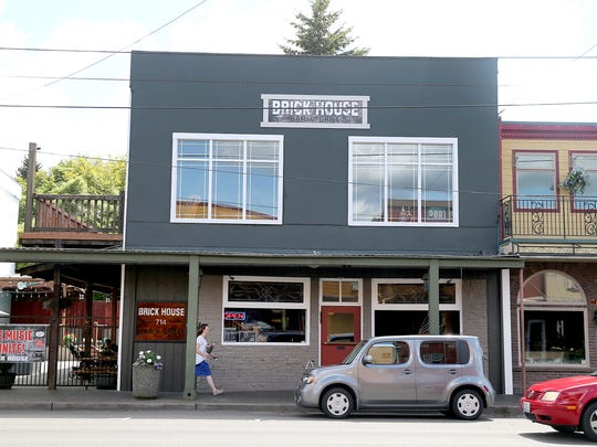 The Brick House 714 Bar & Grill in downtown Port Orchard.