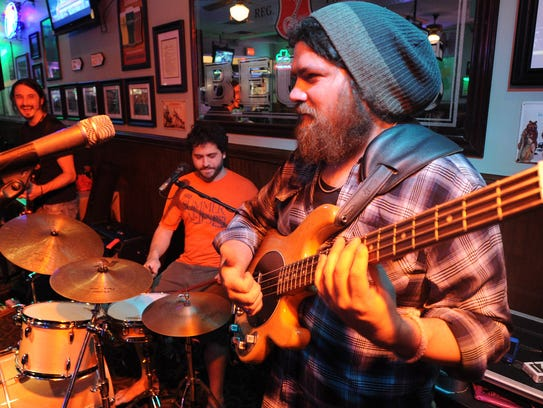 Lower Case Blues will return to Crooked Hammock Brewery