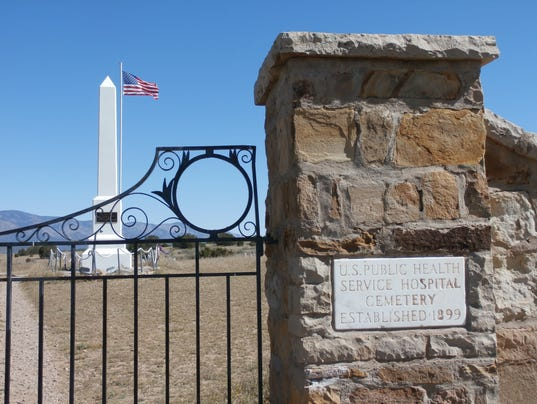 Fort Stanton Cemetery