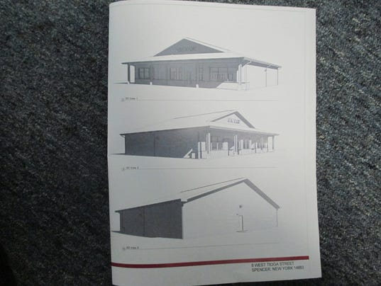 Plans for new building