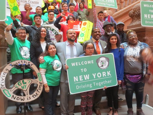 Driver's License Rally