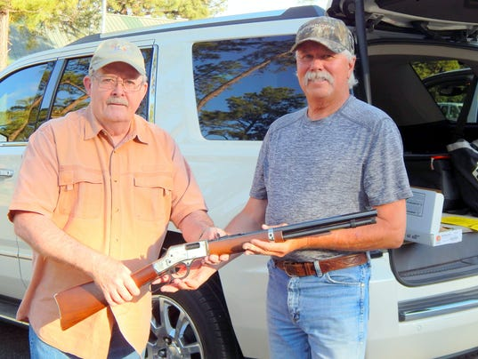 Lions rifle winner