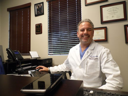 Sebastian surgeon helps develop scar-free hysterectomy