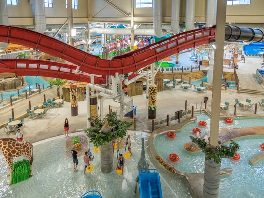 San Antonio Hotel With Indoor Water Park