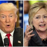 Clinton vs. Trump: Debate fast facts
