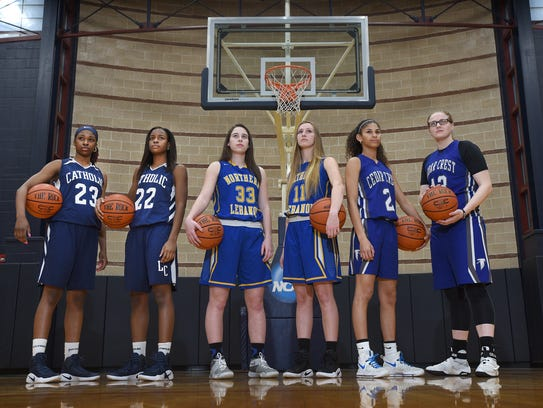 Presenting the 2016-17 Lebanon Daily News All-County
