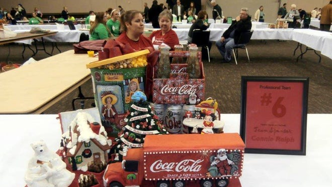 This Coca Cola still-life by Connie Ralph was a professional level entry in the 2015 Aurora Gingerbread Fundraiser. Each year the ideas and execution get better. What's in store for this year?