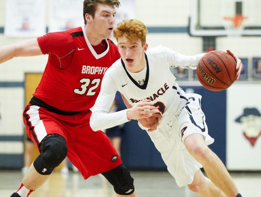 Brophy at Pinnacle boys hoops