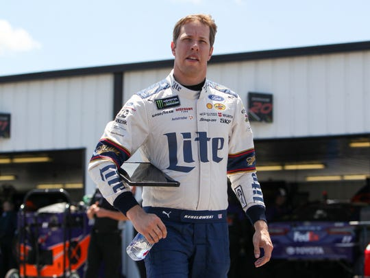 Brad Keselowski became the 16th driver to win at least two NASCAR Cup Series championships.