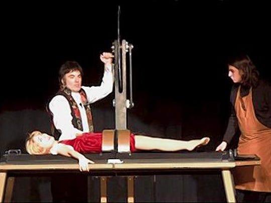 Nelson Illusions come to the Visalia Fox Saturday, Jan. 28.