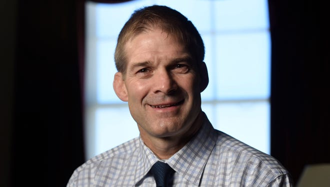 Rep. Jim Jordan, R-Ohio, chairman of the House Freedom Caucus.