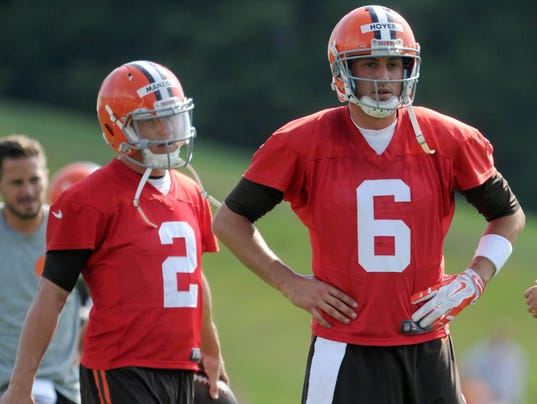 Manziel vs. Hoyer