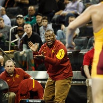 Youth taking charge for Cyclones wrestling ahead of Iowa clash