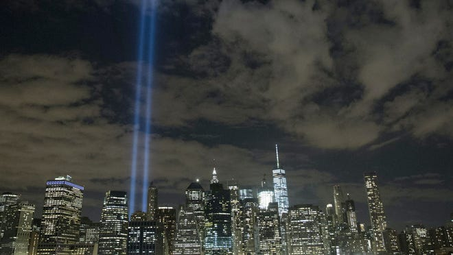 The National 9/11 Memorial Museum in NYC re-opens to 9/11 Families today and to the public on Saturday. An Anniversary in the Schools webinar is available online at www.911memorial.org.