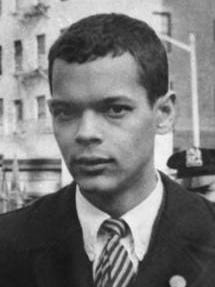 Former Georgia lawmaker Julian Bond.