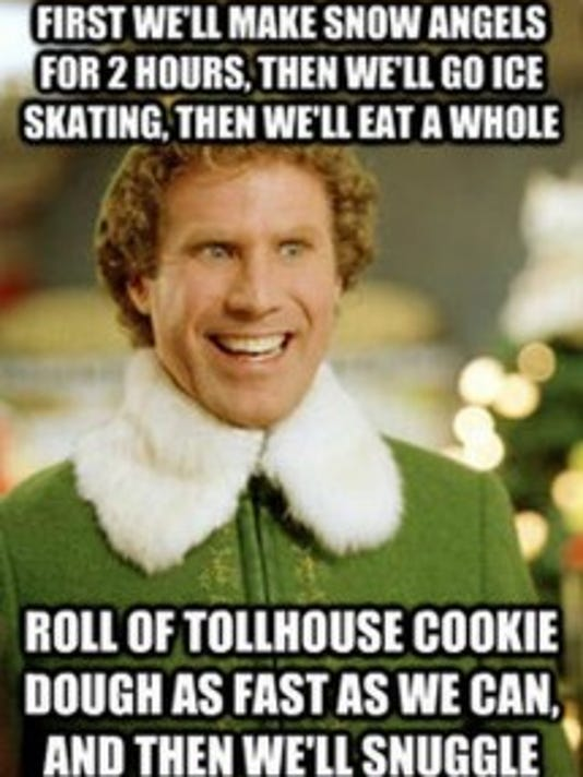 Christmas Holidays Meme.Holiday Traditions Burden Or Blessing