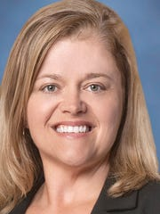 Tammy Roncaglione, community president for St. Lucie County for CenterState Bank, played an instrumental role in forming the Treasure Coast Manufacturers' Association.