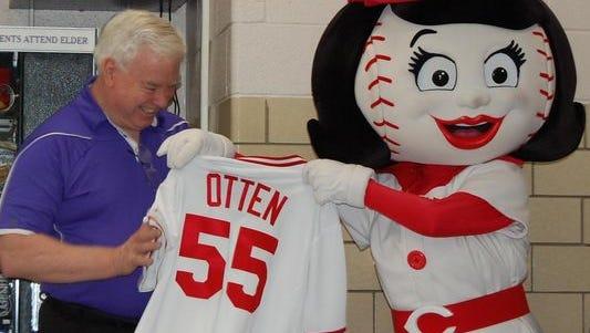 Elder High School Principal Tom Otten is retiring in July.