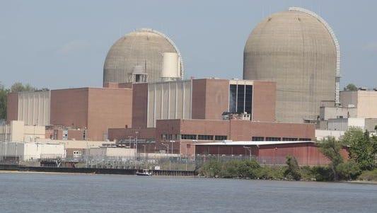 Indian Point Power Plant in Buchanan.