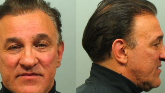 Mario Carpenito Jr., 61, is accused of asking a 21-year-old woman for oral sex in exchange for fixing a parking ticket.