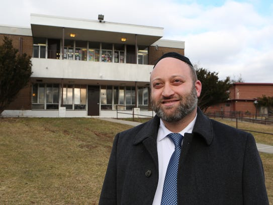 Rabbi Eliyahu Rokowsky, the executive director of the