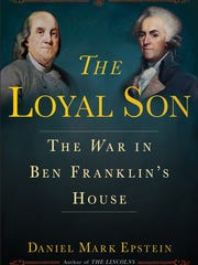 "Daniel Mark Epstein's new book, ""The Loyal Son, the"